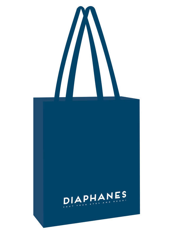 DIAPHANES bag »Shut your eyes and read!«